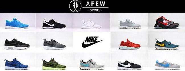 Afew Sneaker 20€ Rabatt auf Sneaker + VSK frei ab 80€ bei Afew   z.B. Nike Kwazi Action Red für 68€ (statt 80€)