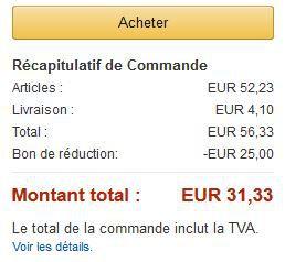 Amazon.fr Gutschein