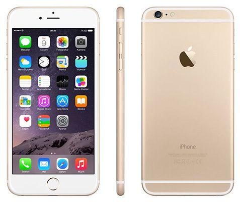 Apple iPhone 6 Plus 16GB Gold für [B Ware] 289,99€
