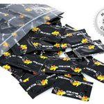 BILLY BOY – 100er Beutel rote  Kondome mit Erdbeergeschmack ab 14,99€