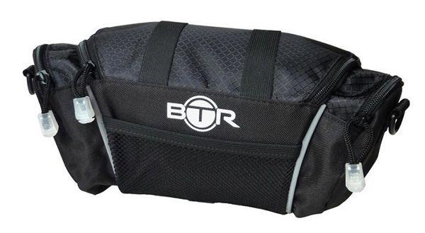 BTR Fahrradtasche mit abnehmbarem Schultergurt ab 10€