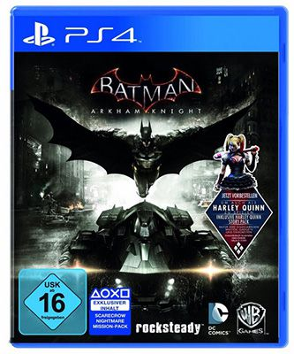 Batman Arkam Knight (PS4) für 34,99€