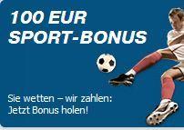 7€ Wettgutschein bei bet at home für Neukunden + Bonus