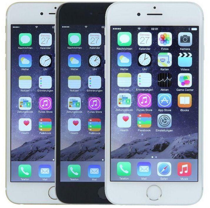 """iPhone 6 mit 64GB (B Ware """"Wie neu"""") für 529,90€"""