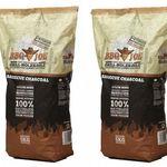 BBQ JOE: 20kg Best American Quebracho blanco Holzkohle für 24,99€ (statt 36€)