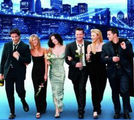 Friends   Die komplette Serie auf Blu ray für 40,17€ (statt 67€)