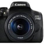 Canon EOS 750D Full HD Kamera + 18-55mm für 499€ (statt 574€)