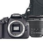 Canon EOS 1200D 18-55mm + Tasche + 8GB Speicherkarte für 299€ (statt 345€)