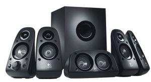 Logitech Z506 5.1 Surround PC Lautsprechersystem für 59,99€ (statt 82€)   Top!