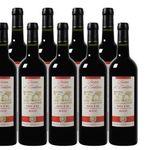6 Flaschen Baron d'Emblème Merlot Rotwein für 22,89€