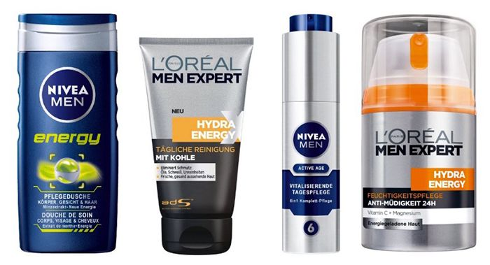 Reduzierte Männerpflege Artikel bei Amazon   z.B. LOréal Men Expert Hydra Energy für 3,69€ (statt 6€)
