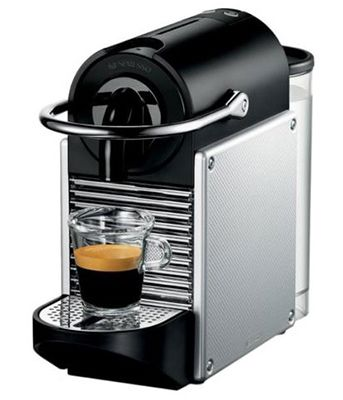 Vorbei! DeLonghi Pixie EN 125.S Nespressomaschine für 44€ (statt 98€) + 64 gratis Kapseln