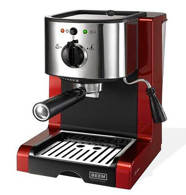 BEEM Germany Espresso Perfect Crema Plus   Siebträger Espressomaschine für 70,39€ (statt 93€)