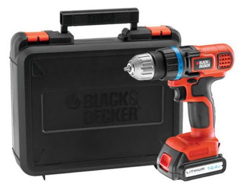 Black & Decker EGBL14K QW Akku Bohrschrauber für 59,99€