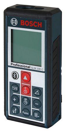 Bosch GLM 100 C Professional Entfernungsmesser mit Bluetooth für 159€