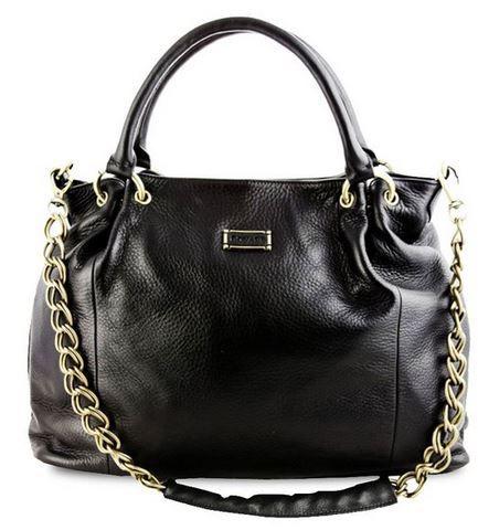 Bovari XL Black Calf Chain Bag Handtasche für nur 119,90€