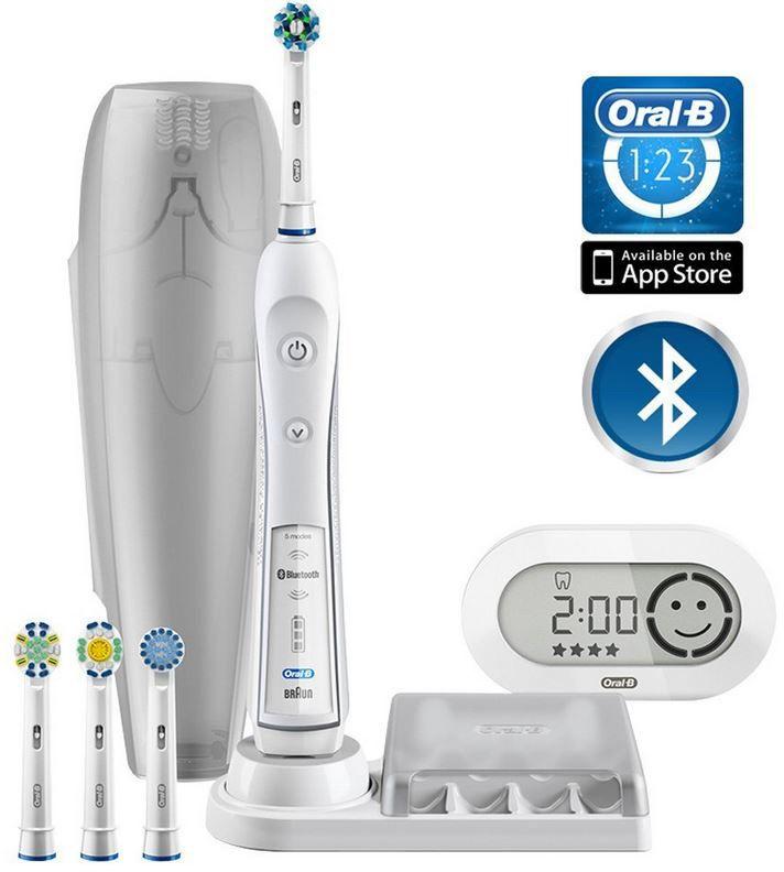 Braun Oral B PRO 6000 elektrische Zahnbürste (mit Bluetooth) 79,99€ dank Cashback effektiv für 59,99€