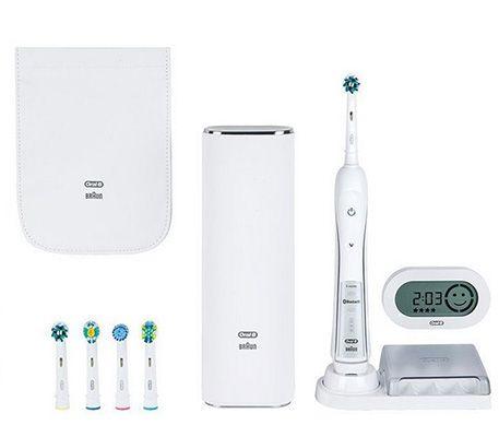 Braun Oral-B White Pro 7000