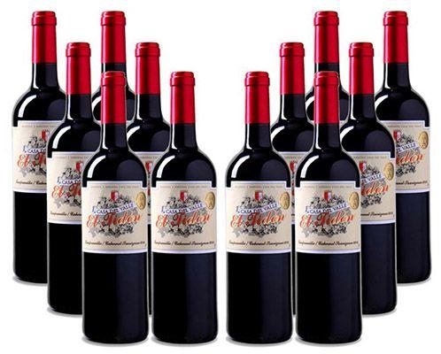 6 Flaschen Casa del Valle Cabernet für 22,89€   goldprämierter Rotwein