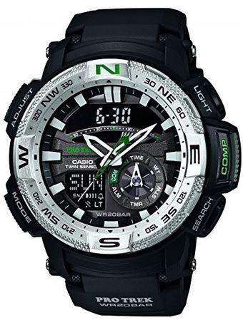 Casio Pro Trek Pico Corralejo   Herren Funktions Uhr für 121,26€