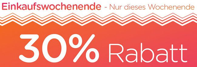 Crocs 30% Rabatt auf ALLES bei Crocs + 25% Gutschein + kostenloser Versand