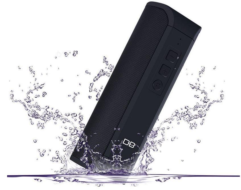 DBPOWER BX 400 Wireless Stereo Speaker   wasserdicht (Android, iOS, Windows) ab 12,99€