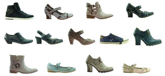 Damen Mustang Schuhe Verschiedene Damen Mustang Schuhe für je 19,99€   Pumps, Sneaker, Sandalen