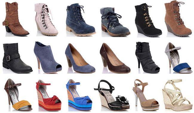Verschiedene Damenschuhe für je 11,99€   Boots, Pumps, Wedges, Stiefel etc.