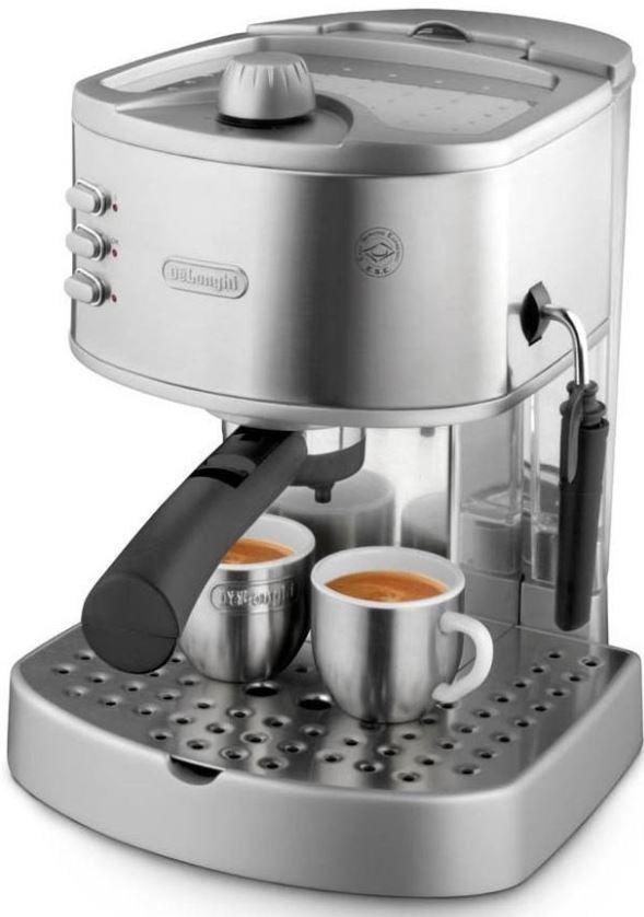 DeLonghi EC 330 S computeruniverse mit 16€ Sofort Rabatt ab 99€ MBW   DeLonghi EC 330 S Espressoautomat für nur 127,99€