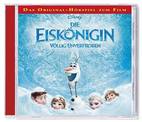 Die Eiskönigin Hörspiel + MP3 Version ab 2,99€