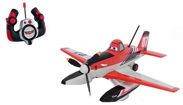 Disney Planes 2 RC Fire Disney Planes 2 RC Fire and Rescue Dusty ab 14,99€