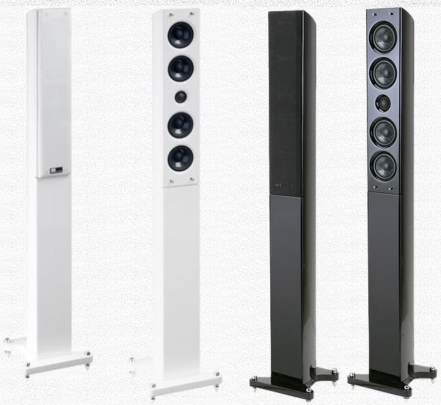 Pure Acoustics  DreamTower F   2 Standlautsprecher für 119€