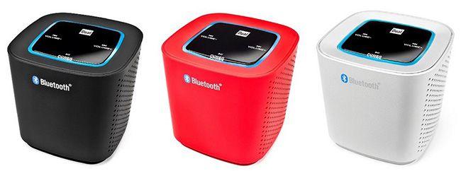 Dual BTP 100 Portabler Bluetooth Lautsprecher für 19,99€