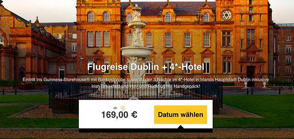 Dublin 4 Sterne