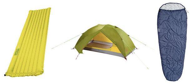 Engelhorn Camping Artikel