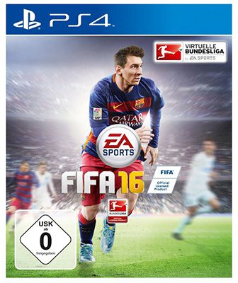 Fifa 16 PS4 Fifa 16 (PS4) für 53,72€ vorbestellen