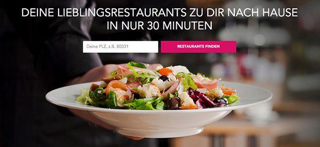 Foodora 8€ Neukunden Gutschein für den Restaurant Lieferservice Foodora