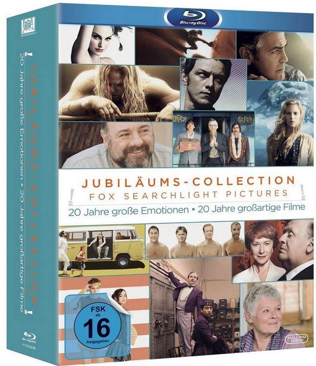 Fox Searchlight Pictures   20 Jahre Jubiläums Collection [Blu ray] für nur 58,97€