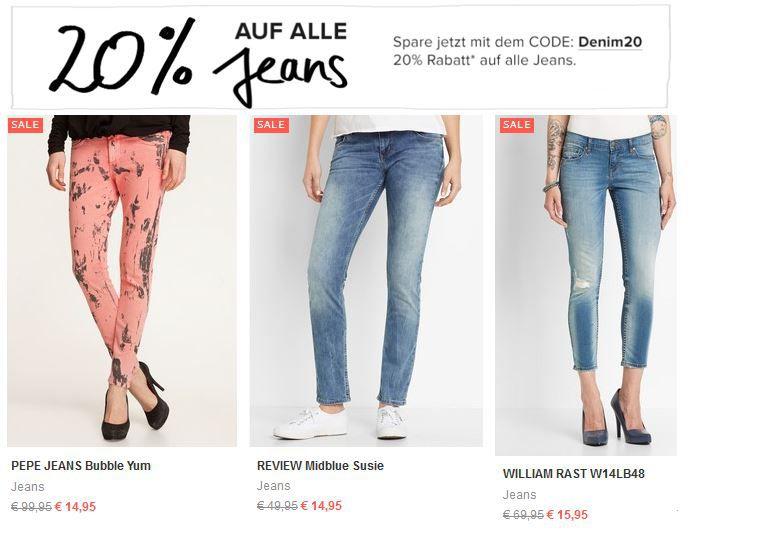 Frontline Rabatt Frontlineshop mit neuem SALE mit bis zu 80% Rabatt + 20% Rabatt auf alle Damen Jeans