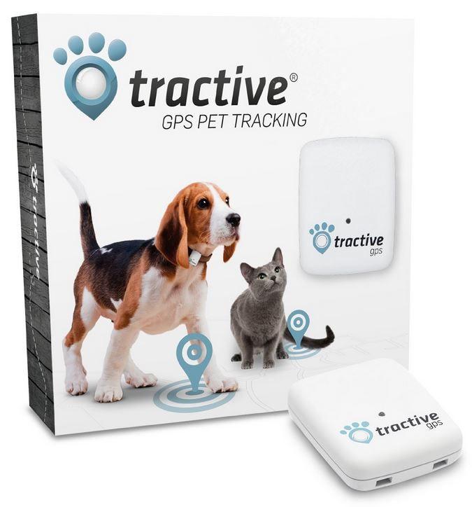 GPS Tier Tracker Tractive GPS Tracker   für Haustiere, Hunde und Katzen etc, für 59,98€