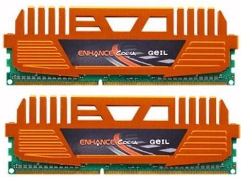GeIL Enhance Corsa Series Dual Channel Arbeitspeicher 2 x 4 GB (1333MHz) für 39,32€
