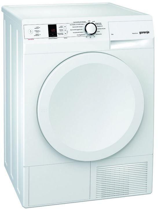 Gorenje D 845 B   Kondenstrockner mit 8 kg Kapazität für 285€
