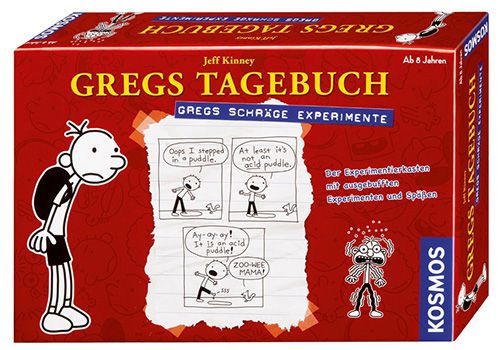 Gregs schräge Experimente Kosmos 632038   Gregs schräge Experimente für 10€