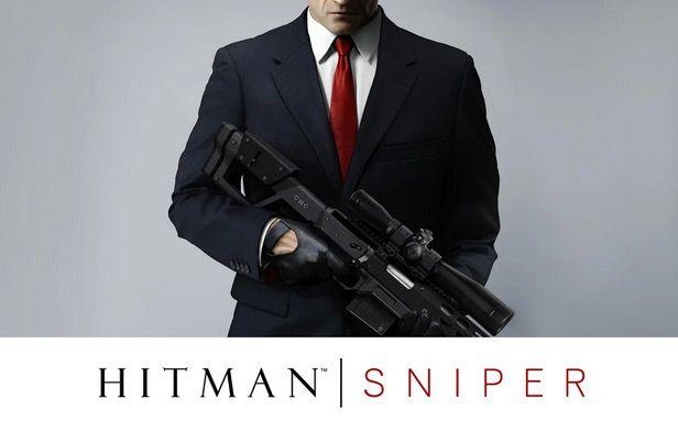 Hitman: Sniper (Android Spiel) für 0,10€