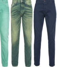 Jack & Jones   13 Modelle Herren Chinos und Jeans für je 17,99€