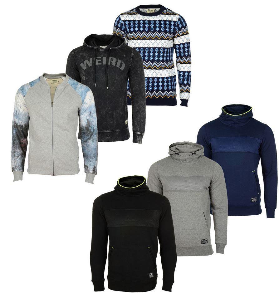 JK Hoodies Jack & Jones Herren Pullover verschiedene Modelle und Styles für je 24,90€