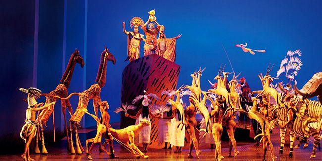 König der Löwen Musical