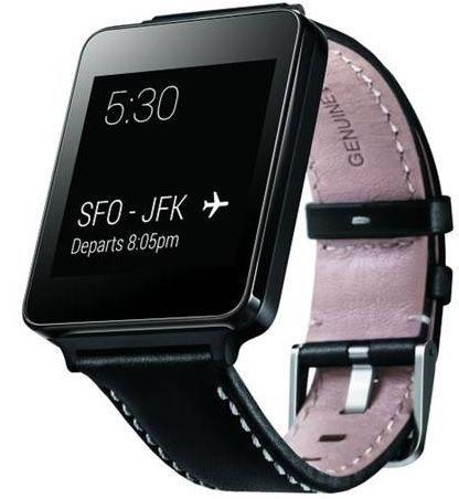 LG G Watch W100 Smartwatch für 77,95€ (statt 90€)