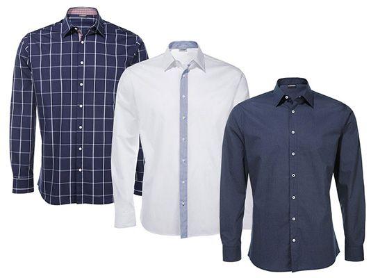 LIVERGY Langarm Hemden für 11,24€