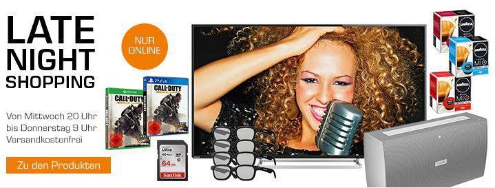 Late Night Sale Call of Duty: Advanced Warfare (Special Edition)  für Konsolen und PC für 15€ im Saturn Late Night Shopping